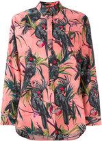 Paul Smith floral print shirt - women - Cotton - 42