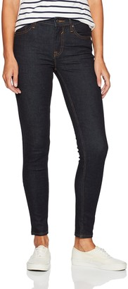 Vigoss Women's Marley Super Skinny in Dark Rinse