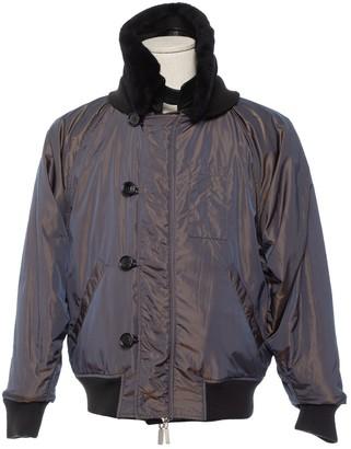 Christian Dior Black Leather Jackets