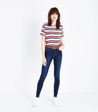 New Look Rinse Wash Skinny Jenna Jeans