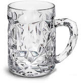Tiffany & Co. Rock-cut beer mug