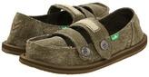 Sanuk Cadet (Green) - Footwear
