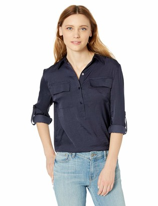 Kenneth Cole Women's Popover BF Tunic