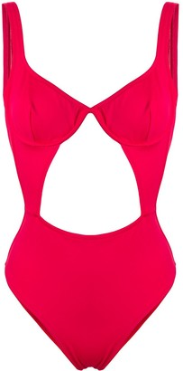 Sian Swimwear Cut-Out Swimsuit