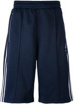 adidas classic stripes track shorts - men - Cotton/Polyester - M