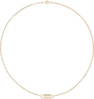 Aurélie Bidermann Paper clip necklace