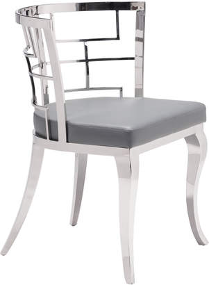 ZUO Mod Quince Grey Dining Chair