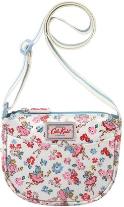 Cath Kidston Girls Little Fairies Handbag - Oyster Shell