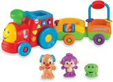 Fisher-Price Laugh & Learn Puppy's Smart StagesTM Train