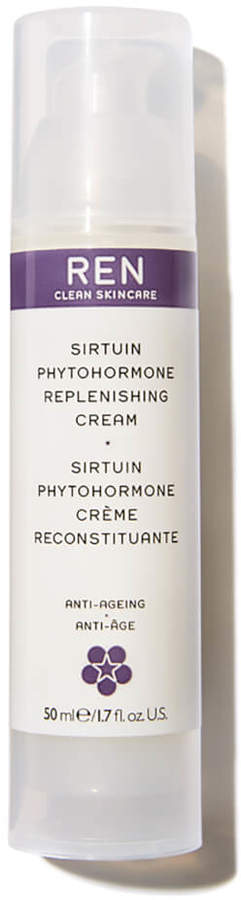 REN Clean Skincare REN Sirtuin Phytohormone Replenishing Cream
