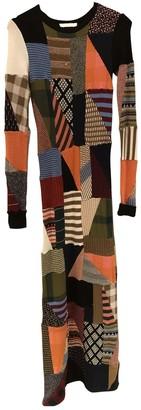 Chloé Multicolour Wool Dresses