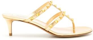Valentino Rockstud 55mm sandals
