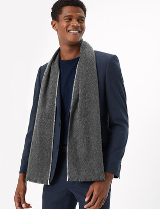 Marks and Spencer Merino Wool Scarf