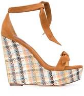 Alexandre Birman Clarita wedge sandals