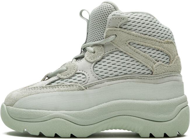 Adidas Yeezy Desert Boot Infant 'Salt' Shoes - Size 5K