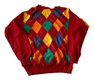 Benetton Multicolour Wool Knitwear
