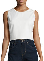 Erin Fetherston Knit Cropped Top