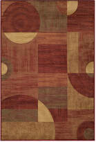 """Momeni Area Rug, Dream DR-01 Red 7' 10"""" x 9' 10"""""""