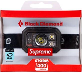 Supreme x Black Diamond Storm 400 headlamp