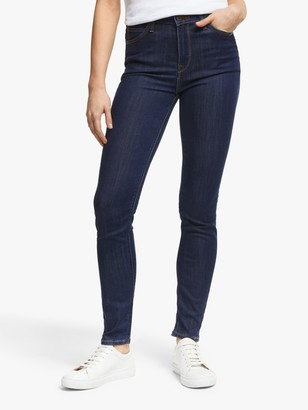 Lee Scarlett High Waist Skinny Jeans, Tonal Stonewash