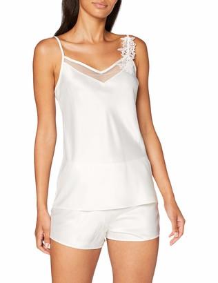 Lovable Women's Bridal Style Pajama Set