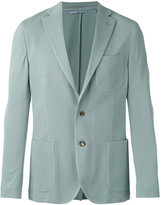 Malo classic blazer - men - Cotton/Polyester/Acetate - 50