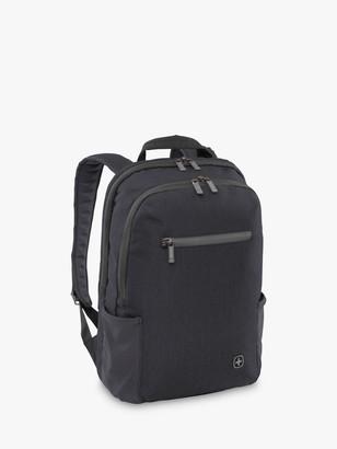 """Wenger CityFriend 15.6"""" Laptop Backpack, Black"""