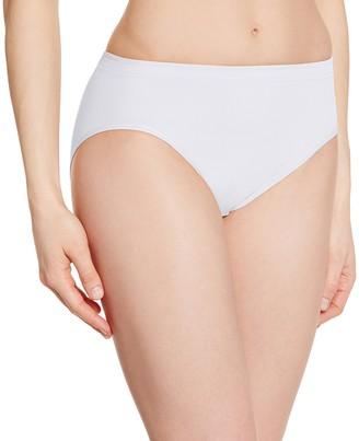 Sloggi Women's Plain or unicolor Bikini - White - Blanc (0003 Blanc) 40 EU 12 UK