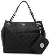 GUESS Wilson Monochrome Shopper Bag
