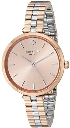 Kate Spade Women's 1YRU0860 'Holland' Two-Tone Stainless Steel Watch