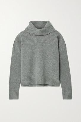Jason Wu Ribbed Wool Turtleneck Sweater