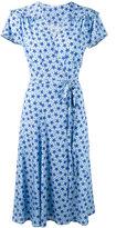 P.A.R.O.S.H. star print shift dress