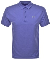 Under Armour Playoff Polo T Shirt Purple
