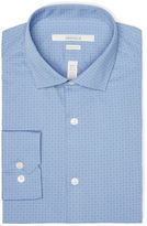 Perry Ellis Ultra Slim Dotted Circle Dress Shirt