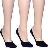 JCPenney Mixit 3pk Liner Socks