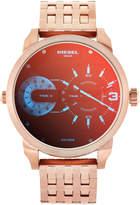 Diesel DZ7336 Rose Gold-Tone Watch
