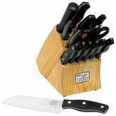 Chicago Cutlery Metropolitan Block Knife Set 15pc, Steel