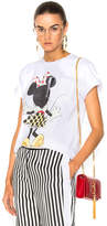 Victoria Beckham Cotton Jersey Minnie Mouse Tee