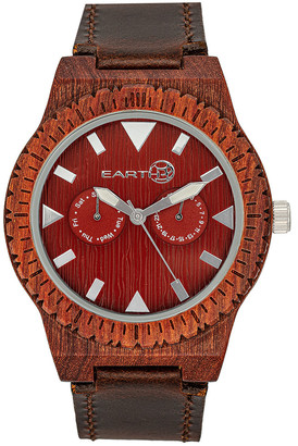 Earth Wood Unisex Hyperion Watch