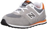 New Balance KL574 Lifestyle Running Shoe (Infant/Toddler)