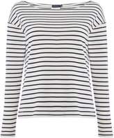 Polo Ralph Lauren Long sleeve boatneck stripe t-shirt