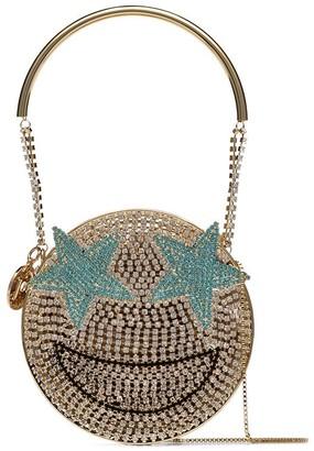 Rosantica Smile crystal bracelet bag