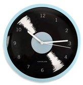 Kikkerland Vinyl Wall Clock