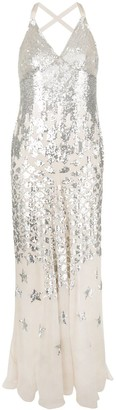 Temperley London Starlet sequined dress