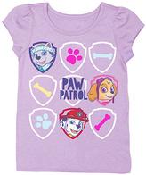 Freeze PAW Patrol Lilac Shield Tee - Toddler & Girls