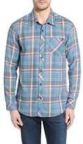 Men's Jack O'Neill Shelter Plaid Sport Shirt