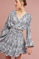 Steele Brady Wrap Mini Dress