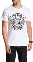 Von Dutch Flying Eyeball Short Sleeve T-Shirt