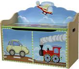 Fantasy Fields Transportation Toy Box