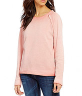Billabong Its Alright Faded Relaxed-Fit Long-Sleeve Tee